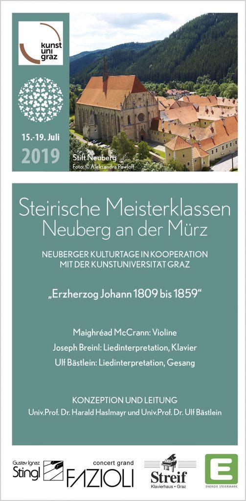 Steirische Meisterklassen